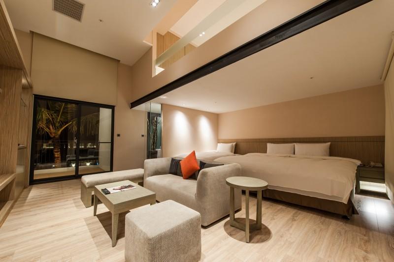 The orient room